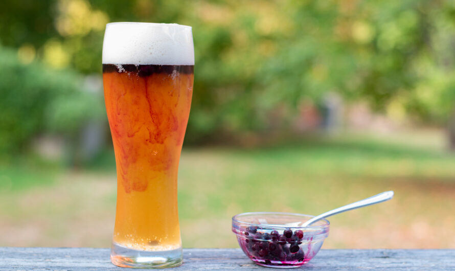 Buckwild Blueberry Ale Recipe