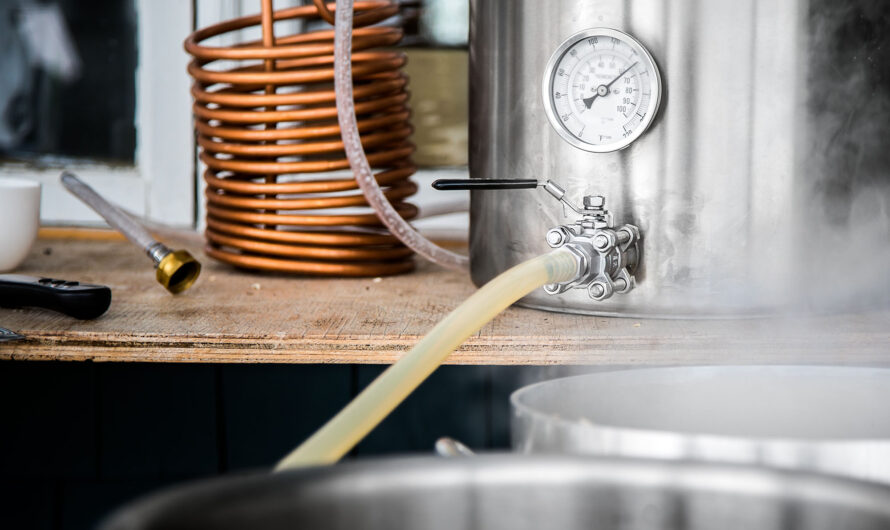3 Types of Wort Chillers For Homebrewing
