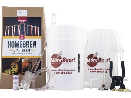 Beer brewing starter kit