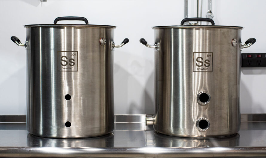 Adding Weldless TC Ports to a Legacy Ss Brewtech Kettle