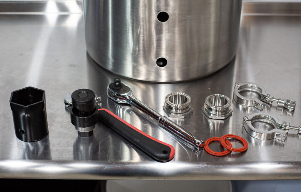 Ss Brewtech Kettle Conversion Tools