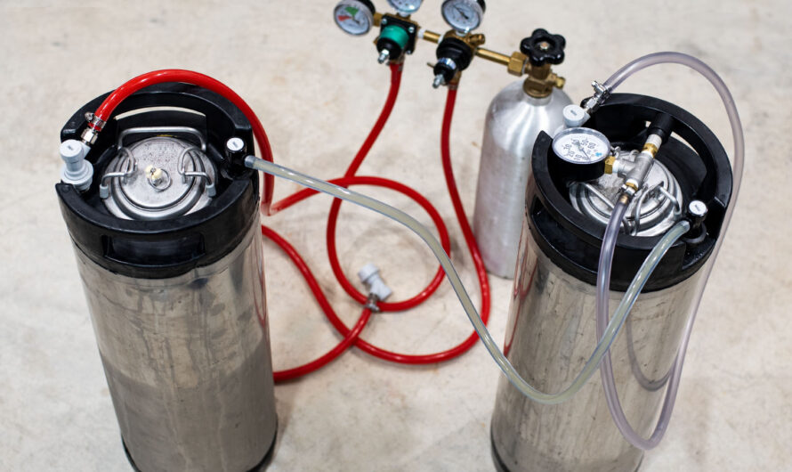 How To Ferment In A Corny Keg