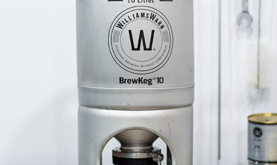WilliamsWarn BrewKeg10 Review