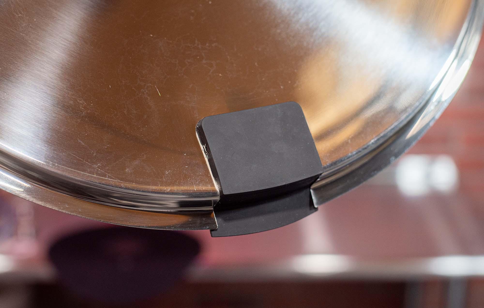 BrewBuilt kettle lid bottom