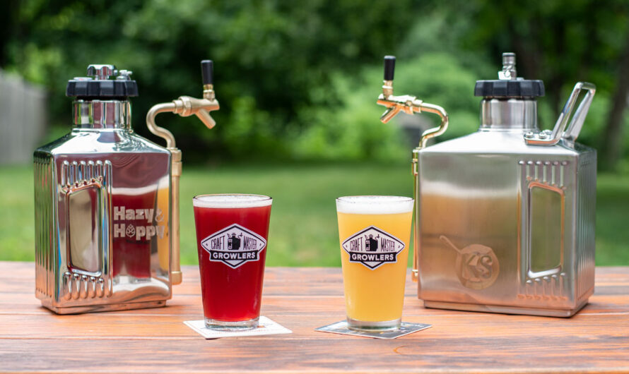 Craft Master Growlers Review