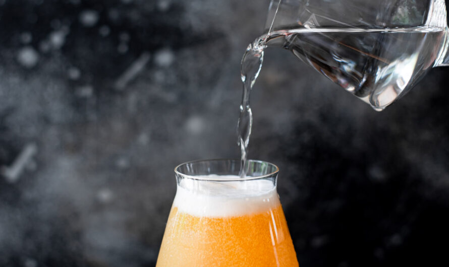 Water Treatment for New England IPAs