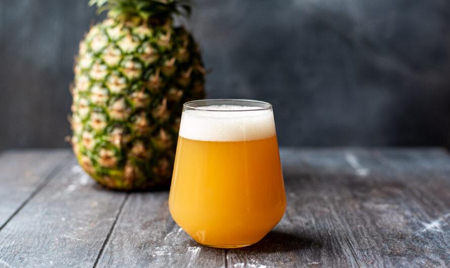 How You Like Them Pineapples? DDH NEIPA Recipe