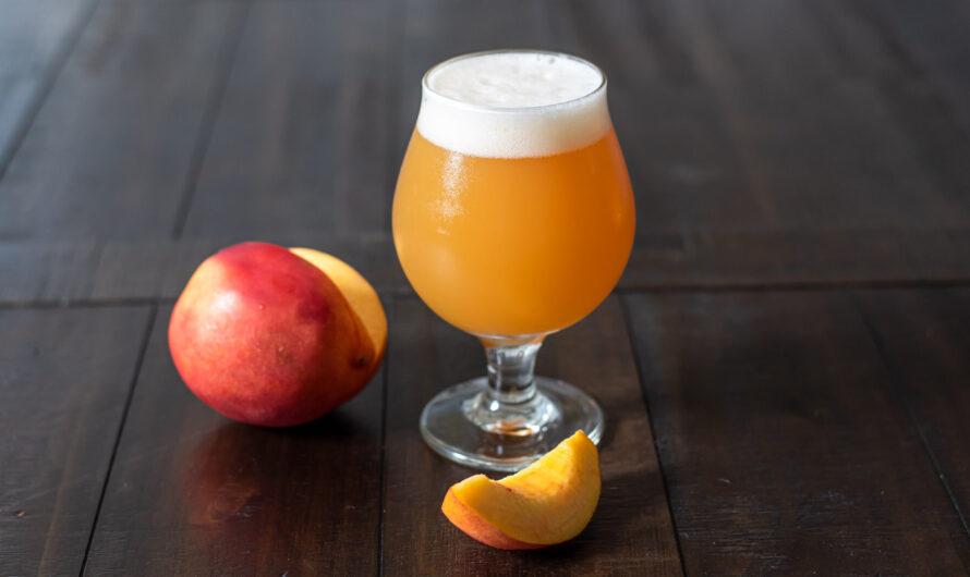 Peach and Apricot Sour Recipe