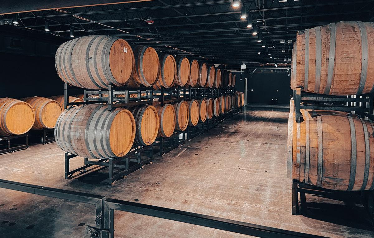 Trillium Oak Barrels