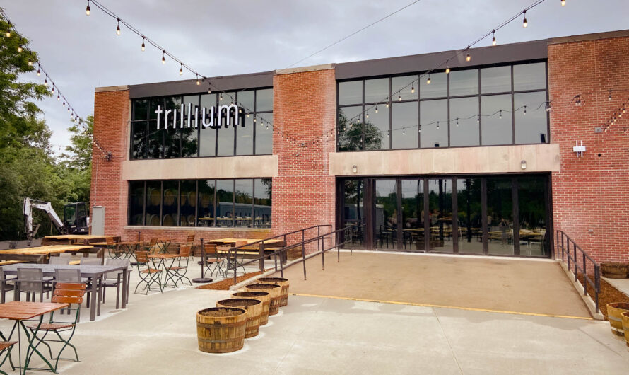 I Visited the New Trillium Canton Location and It's AWESOME
