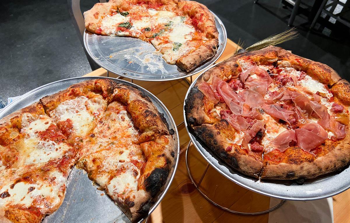 Trillium Wood Fired Pizzas