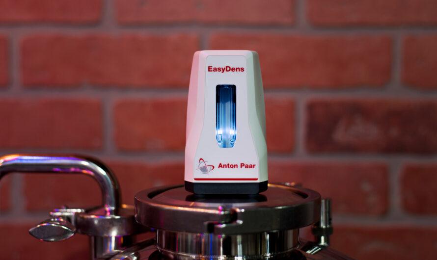 Anton Paar EasyDens Gen 2 Digital Hydrometer Review
