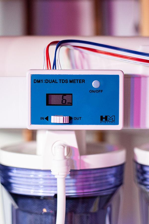 Buckeye Hydro DM1 Dual TDS Meter