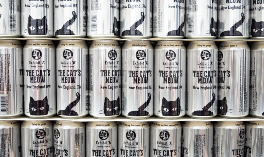 Cloning Exhibit 'A's Cat's Meow New England IPA