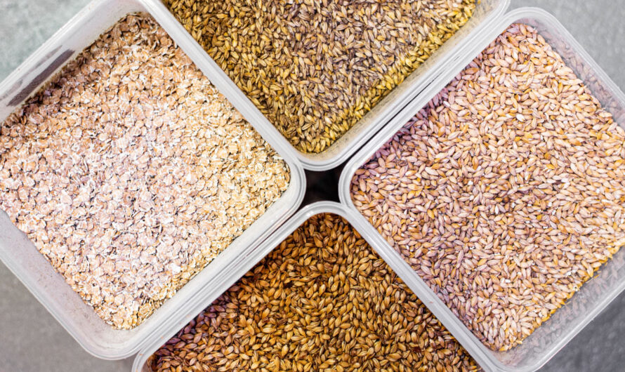 Buying and Storing Bulk Grains